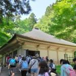 日本三景・世界遺産へ直行バス 3市町で共同運行